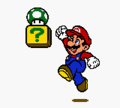 SMBDX Mario Getting 1-Up Mushroom Pic.png
