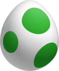 The Green Yoshi Egg