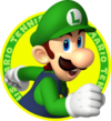 Luigi icon - Mario Tennis Open.png