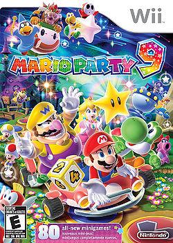 Mario party 9 скачать игру