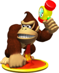 Donkey Kong Artwork - Mario Party 4.png