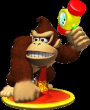Donkey Kong Mario Golf Toadstool Tour