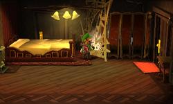 Bedroom Luigi S Mansion Dark Moon Super Mario Wiki The Mario Encyclopedia
