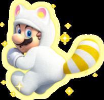Nintendo Cat Mario Ears