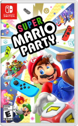 Super Mario Party - Super Mario Wiki, the Mario encyclopedia