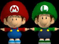 Mario Themed Baby Room