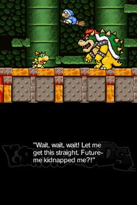 Baby Bowser Super Mario Wiki The Mario Encyclopedia