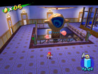 Mysterious Hotel Delfino Yoshi Stuck In Pineapple Room