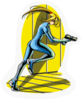 Sticker ZeroSuitSamus Running.png