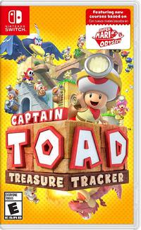 Captain Toad: Treasure Tracker (Nintendo Switch / Nintendo 3DS