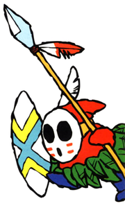 SMW2 Yoshis Island Spear Guy.png