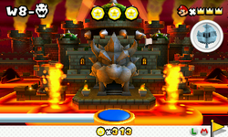 Bowsers Castle Super Mario Wiki The Encyclopedia