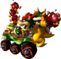 Bowser and Bowser Jr Bob-Omb Blast - MKDD.png