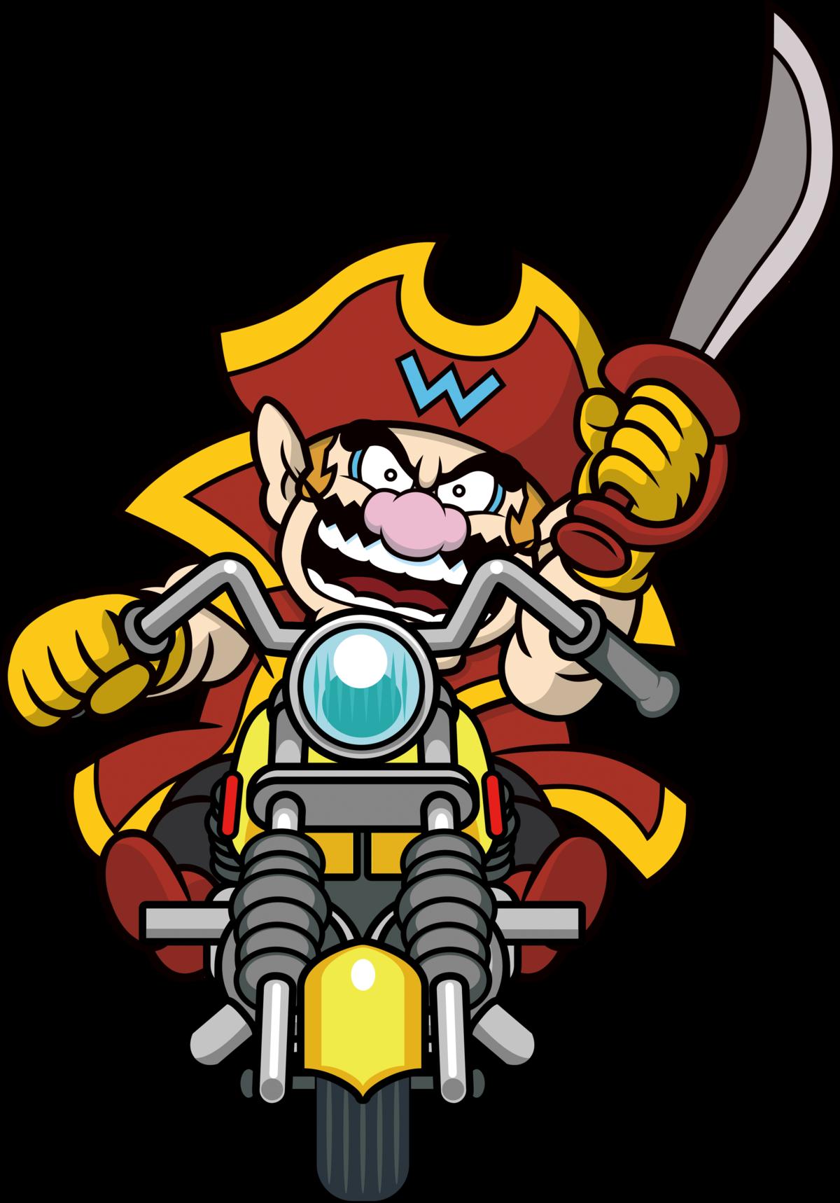 Thief Wario - Super Mario Wiki, the Mario encyclopedia