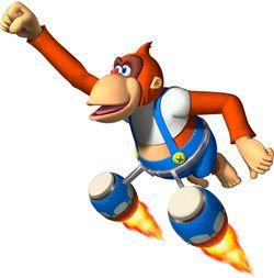 Lanky Kong Super Mario Wiki The Mario Encyclopedia
