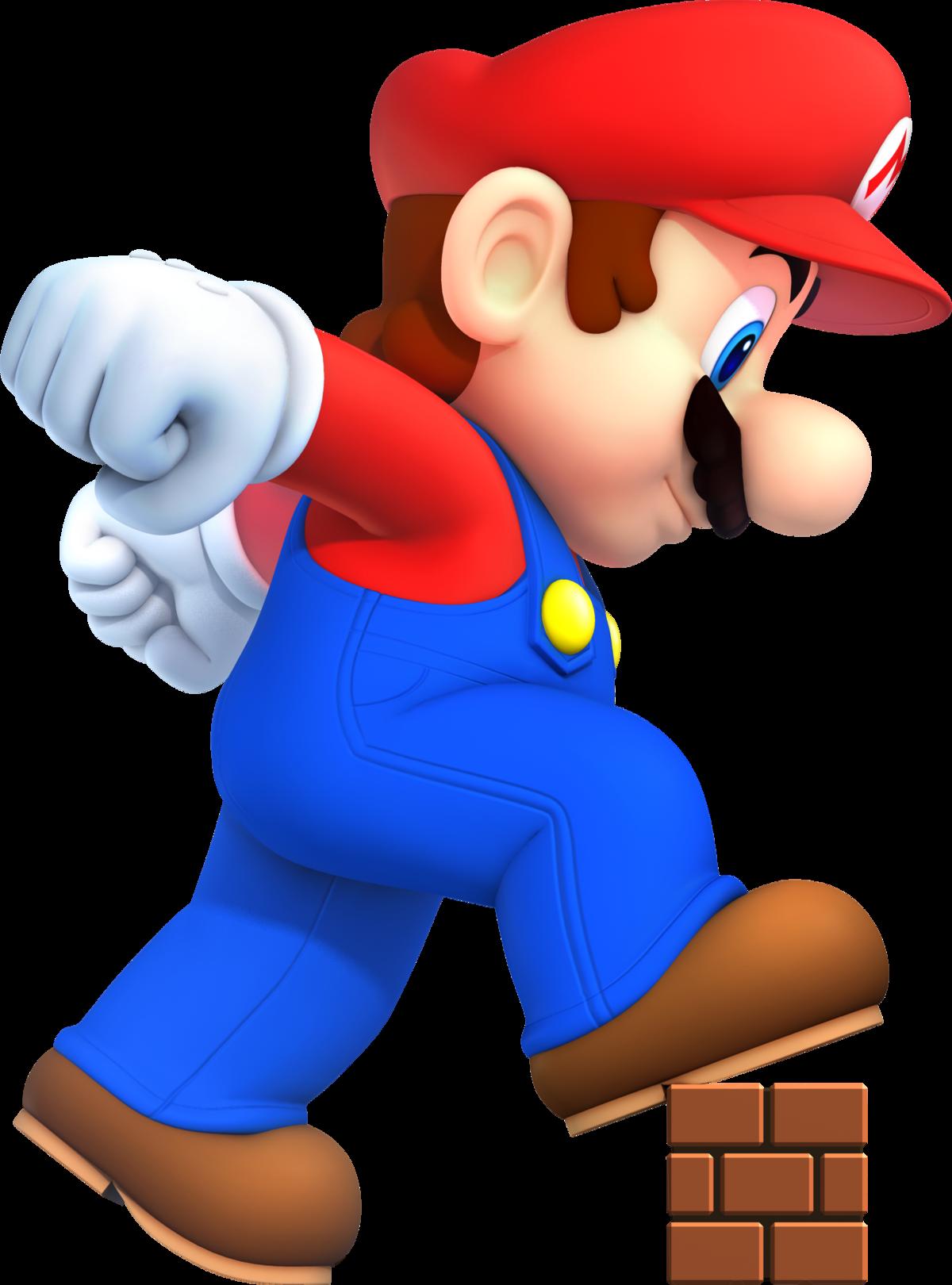 Mega Mario Super Mario Wiki The Mario Encyclopedia