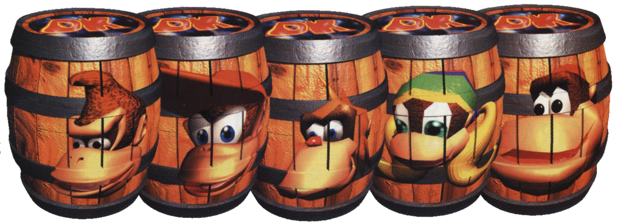 crankys kong barrel super mario wiki the mario