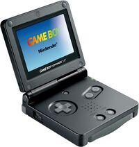 gameboy advance sp super mario bros