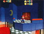 Early Peach's Castle SM64.png