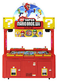 New Super Mario Bros Wii Coin World Super Mario Wiki The Mario