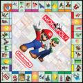 Nintendo Monopoly