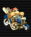 how to win funky kong mario kart wii