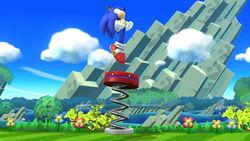 Sonic the Hedgehog  Super Mario Wiki the Mario encyclopedia