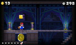 World Flower-Ghost House NSMB2.png