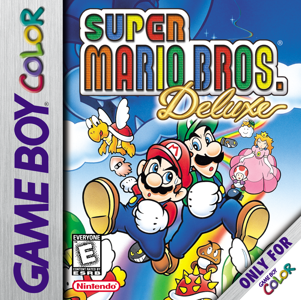 Super Mario Bros Deluxe Super Mario Wiki The Mario Encyclopedia
