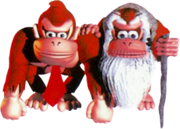 relationship between donkey kong and diddy