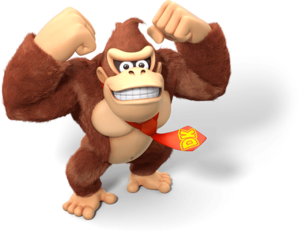 Donkey Kong Artwork (alt) - Donkey Kong Country Tropical Freeze.png