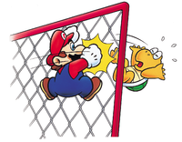 SMW Art - Mario Fence Punch.png