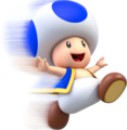 Toad Running Artwork - Super Mario 3D World.png