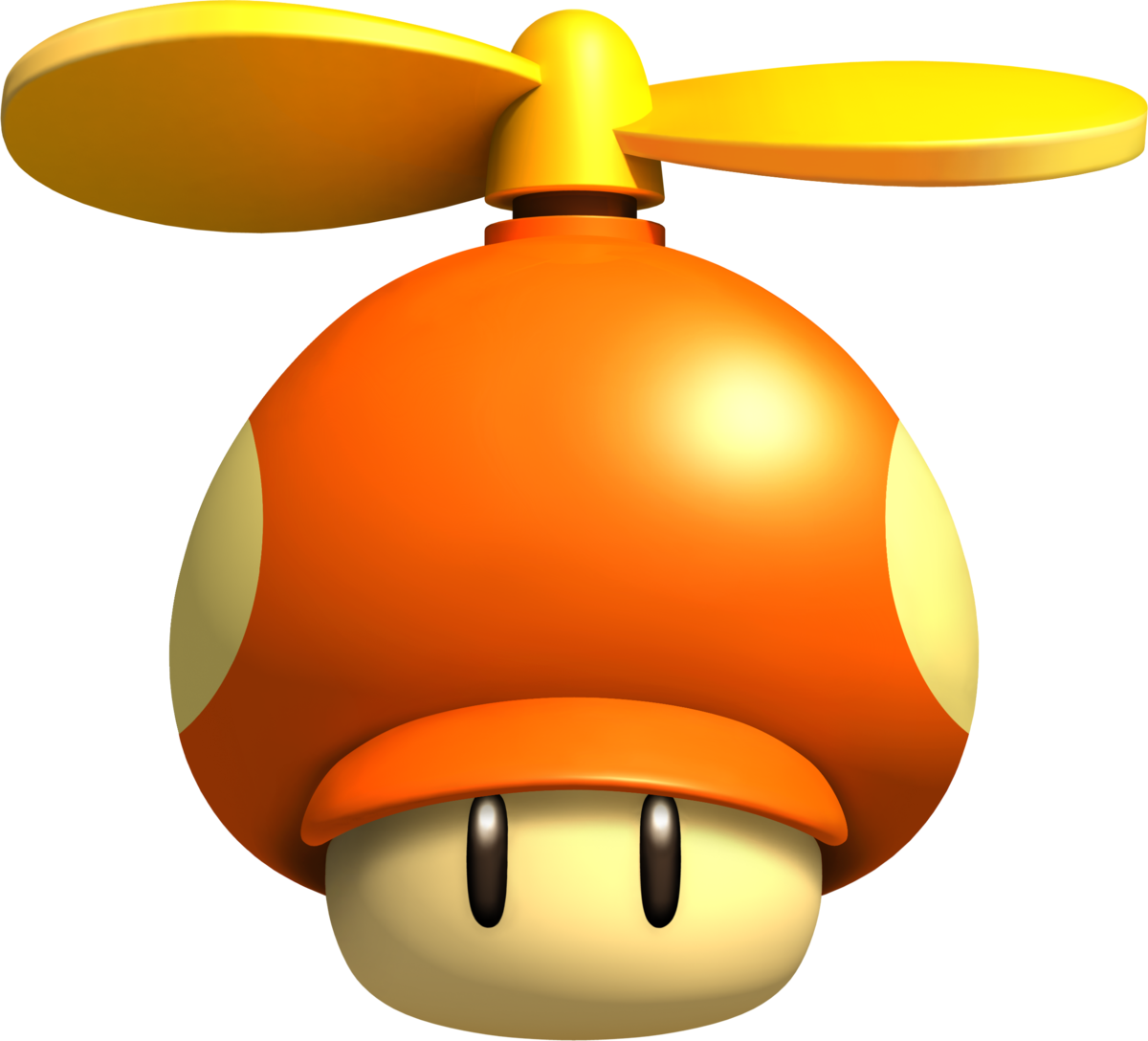 Propeller Mushroom Super Mario Wiki The Mario Encyclopedia
