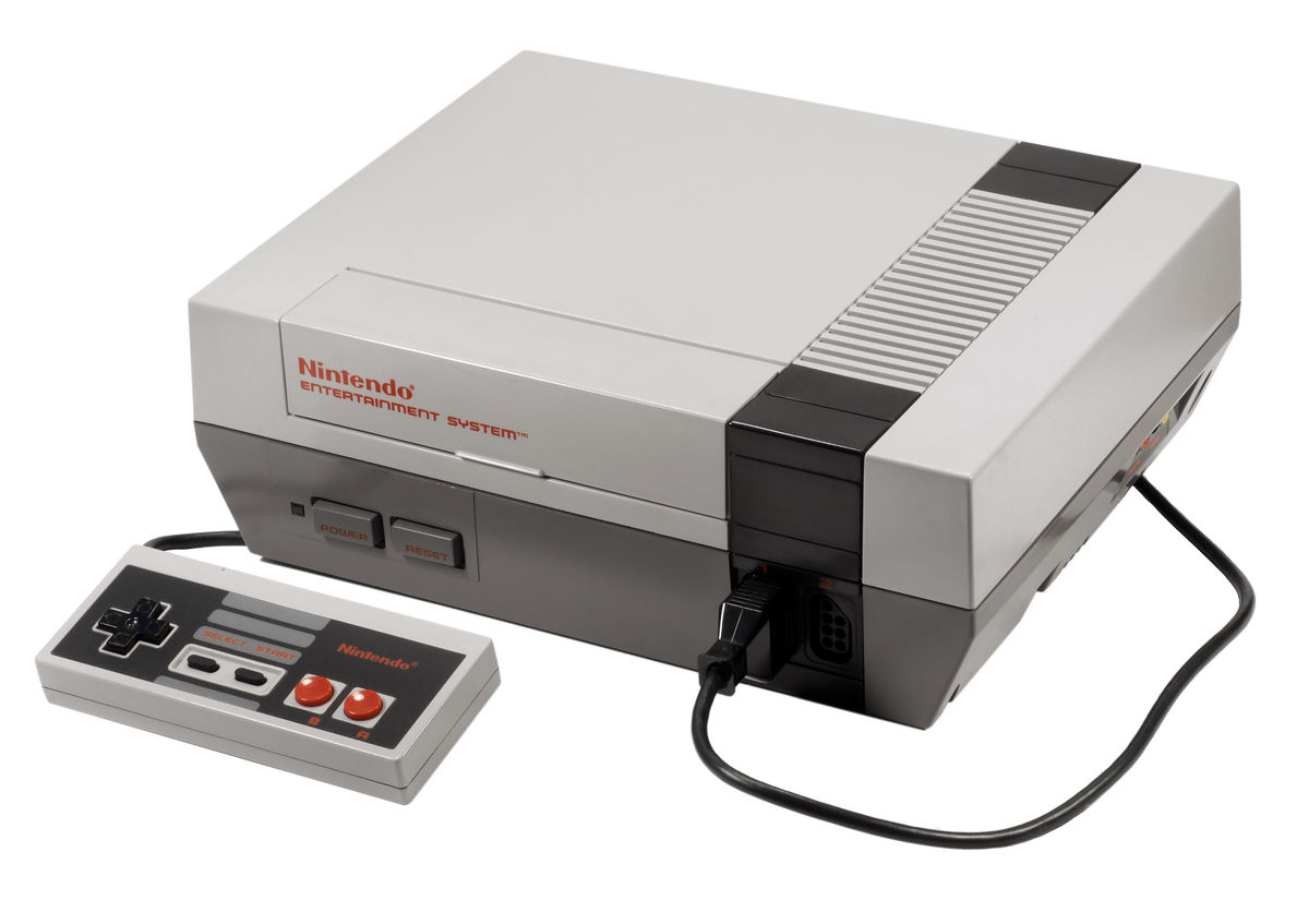 Nintendo Entertainment System - Super Mario Wiki, the Mario ...