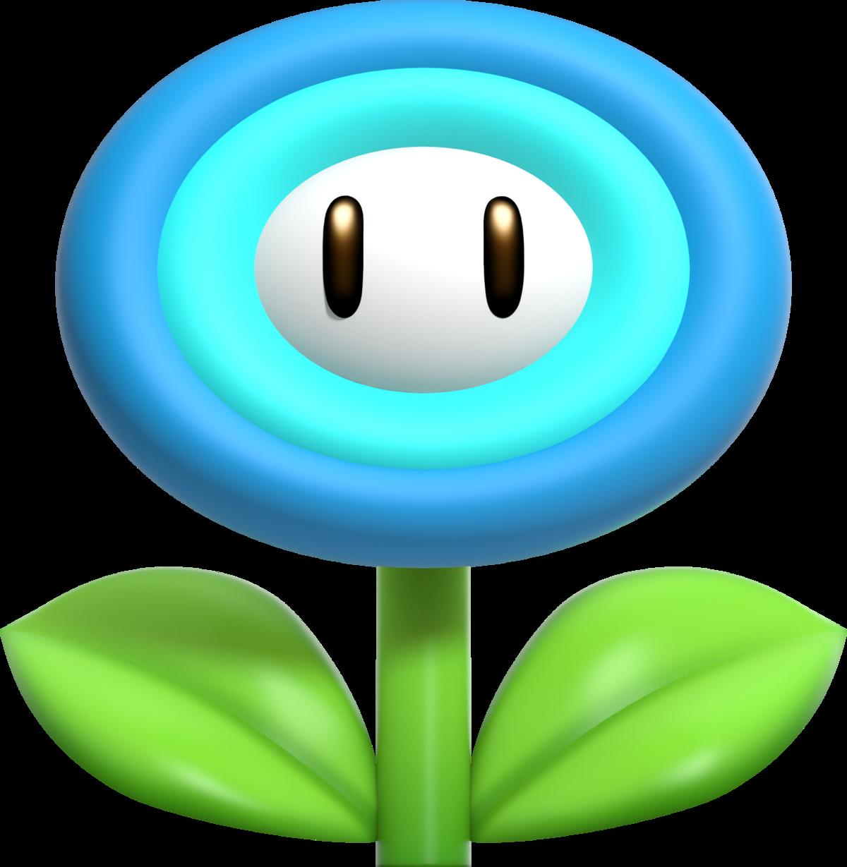 Ice Flower Super Mario Wiki The Mario Encyclopedia