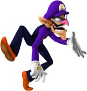 User Bombarde Waluigi Super Mario Wiki The Mario