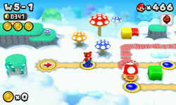 World 5 (New Super Mario Bros  2) - Super Mario Wiki, the Mario