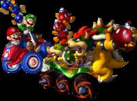 Mario Kart Double Dash Super Mario Wiki The Mario Encyclopedia