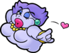 PMTTYD Flurrie and Heart Artwork.png