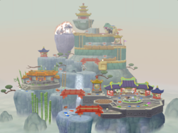 Pagoda Peak - Mario Party 7 (Solo Board).png
