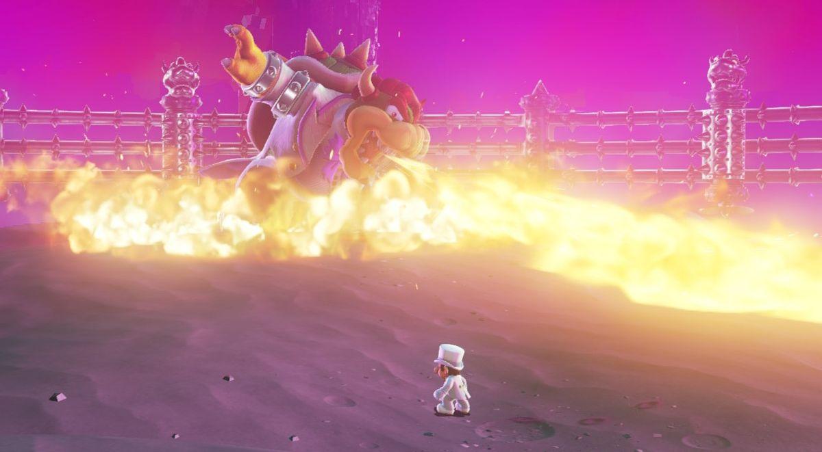 Bowser S Moon Wedding Super Mario Wiki The Mario Encyclopedia