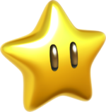 power star super mario galaxy - photo #1