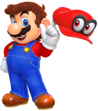 Mario - Super Mario Wiki, the Mario encyclopedia