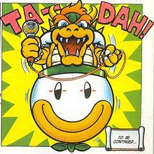 Bowser - Super Mario Wiki, the Mario encyclopedia