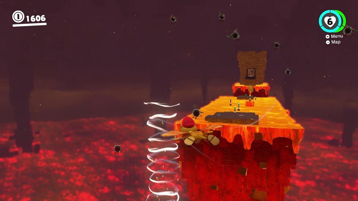 Long Journey's End - Super Mario Wiki, the Mario encyclopedia