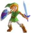 SSBU Link (A Link Between Worlds) Spirit.png