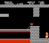 List of Super Mario Bros  glitches - Super Mario Wiki, the