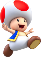 Toad Super Mario Wiki The Mario Encyclopedia
