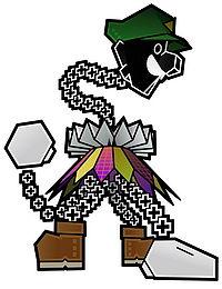 Super Dimentio Super Mario Wiki The Mario Encyclopedia